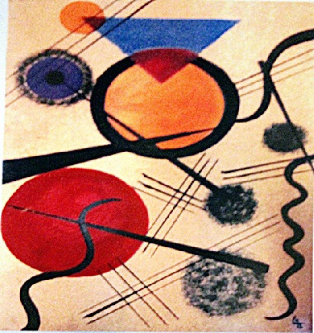 Wassily Kandinsky - Composition N 33