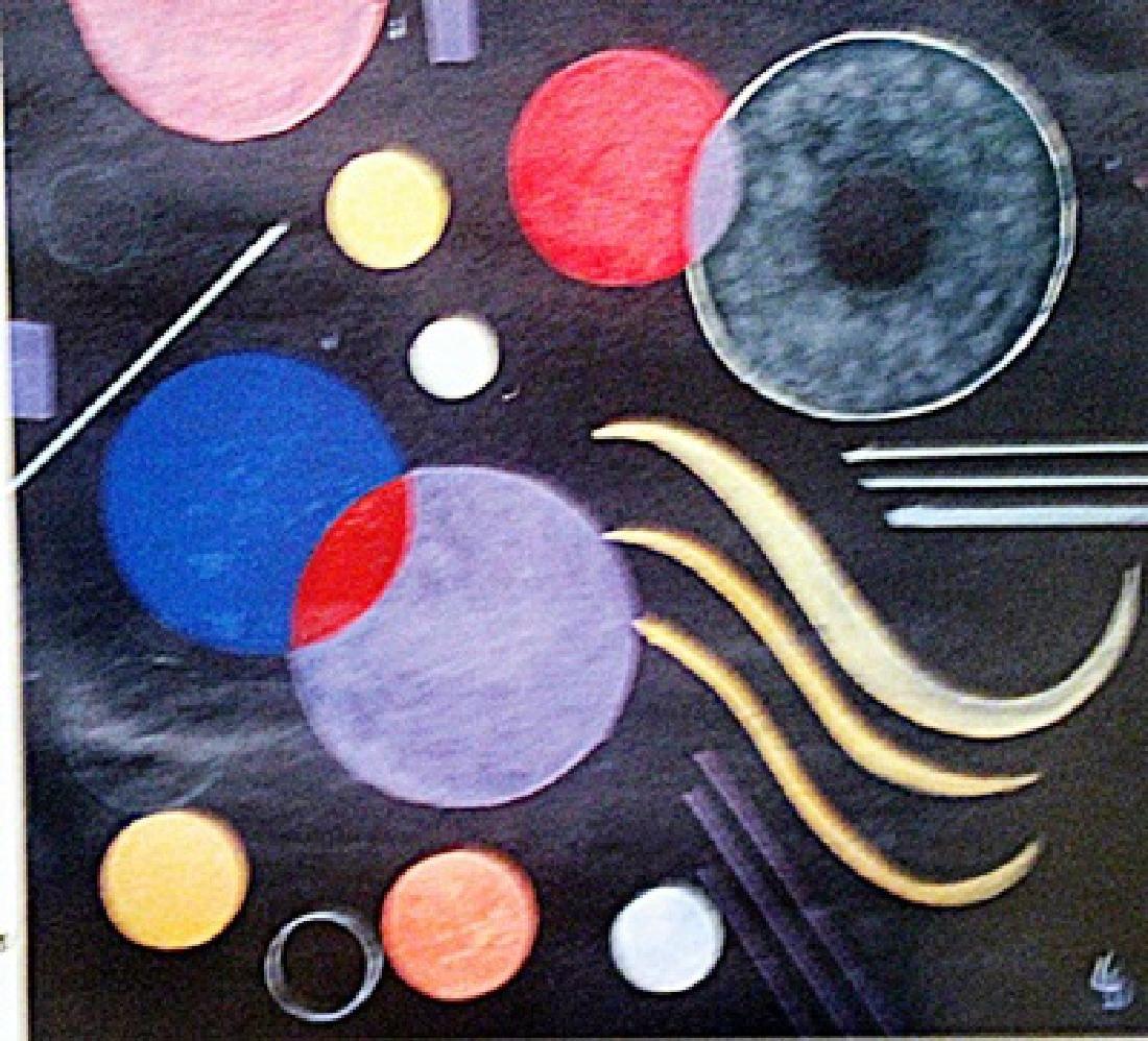 Wassily Kandinsky - The Circles