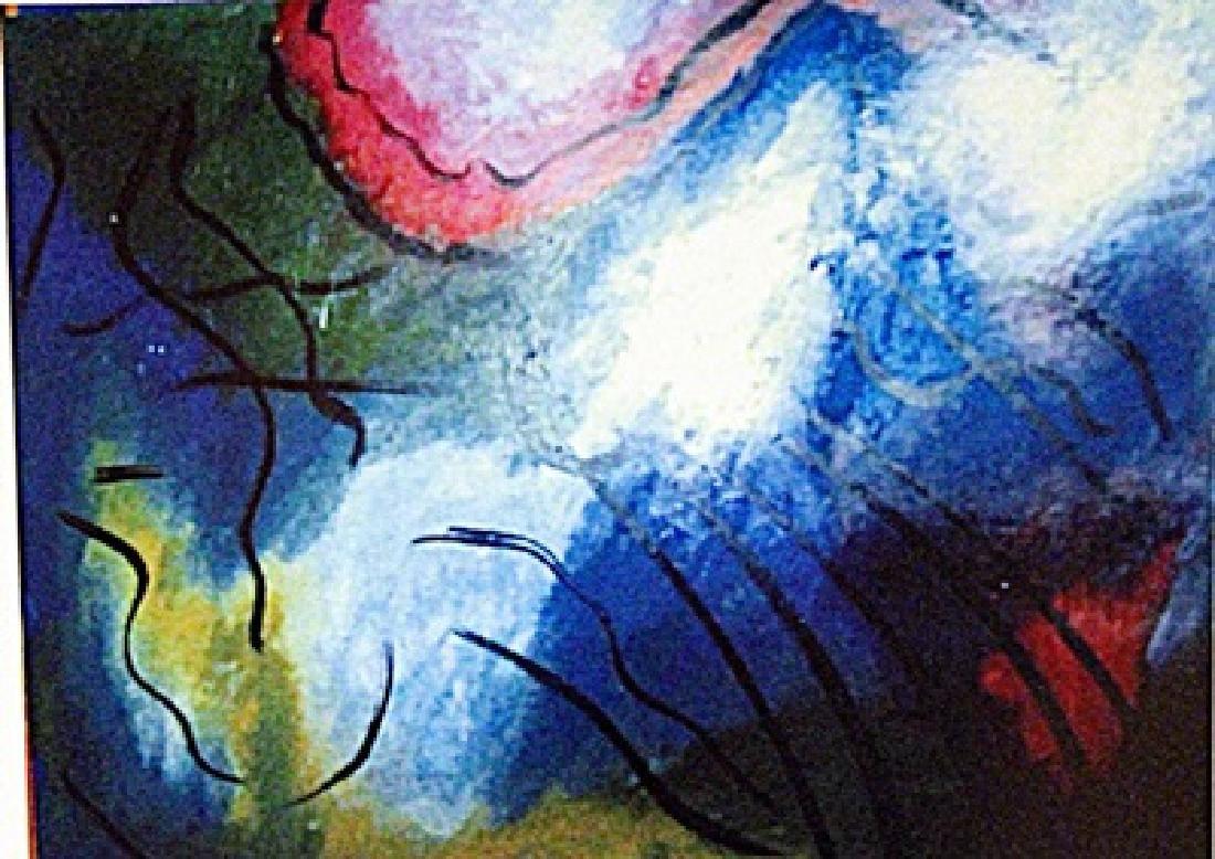 Wassily Kandinsky - Improvisation 33