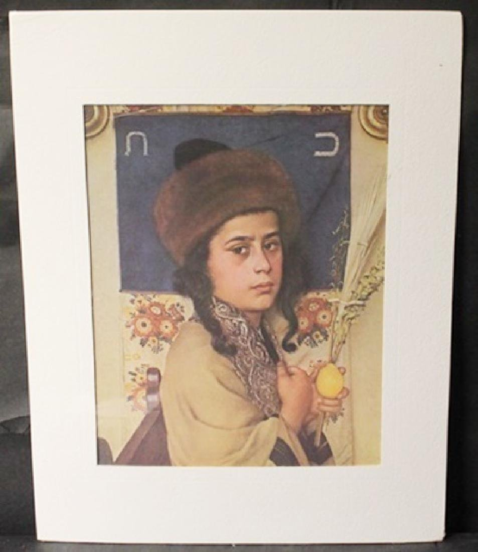"""CHILD WITH LULAV"" By ISIDOR KAUFMAN (N)"