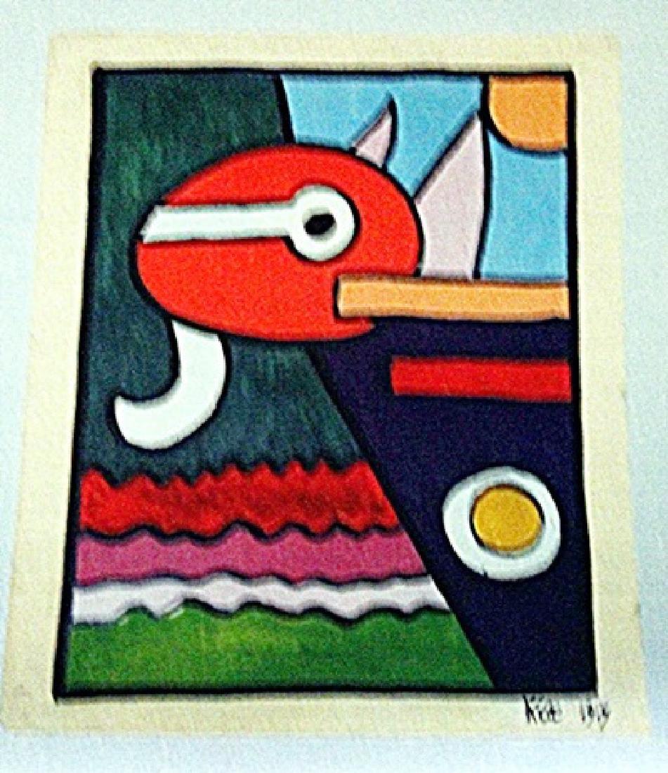Paul Klee - The Dog