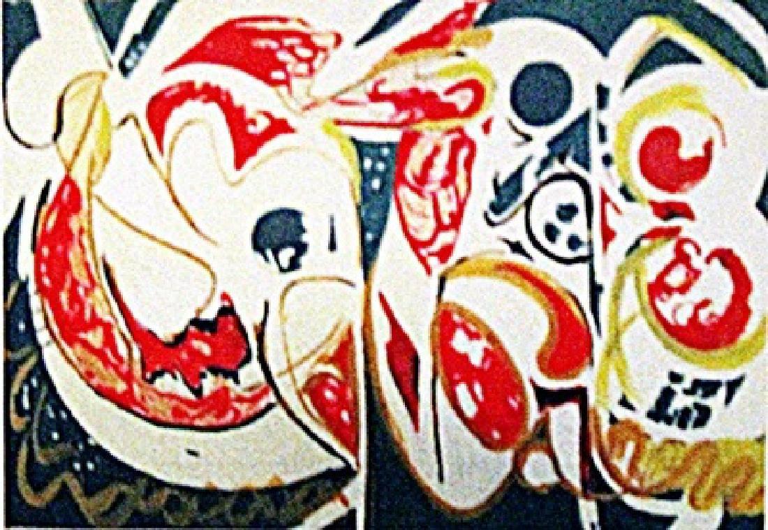 Lee Krasner - Composition