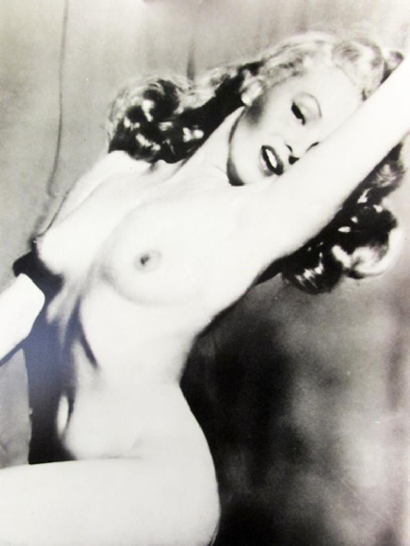 Marilyn Monroe - Lithograph - 2