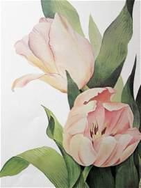 Blossoms - Gloria Eriksen - Lithograph