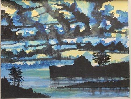 """Blue Dance"" by William Verdult"