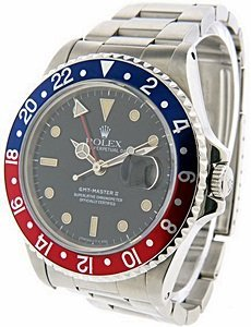 GMT Master II Rolex Wrist Watch