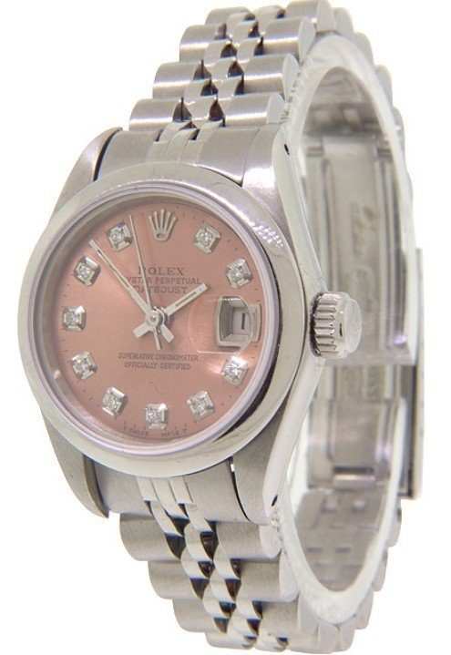 Ladies DateJust Rolex Watch