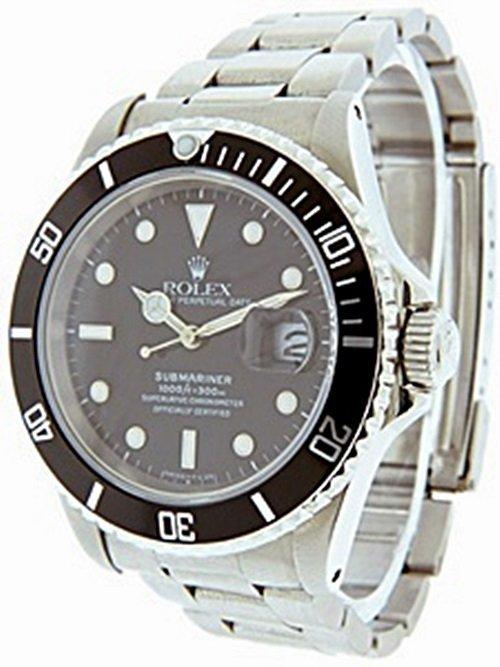 Mens Submariner OysterPerpetual Rolex