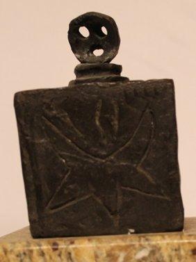 Limited Edition Bronze Sculpture - Joan Miro