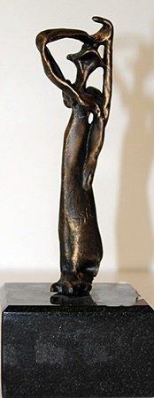 The Wizard - Bronze Sculpture - Salvador Dali