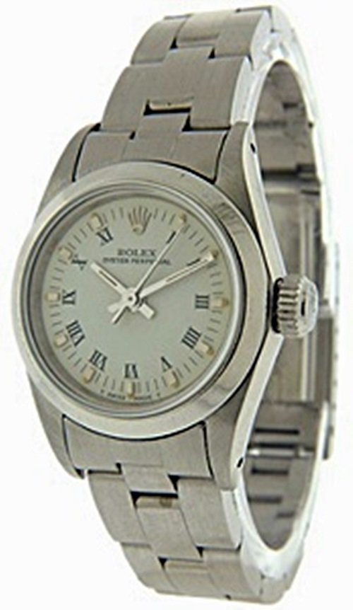 Womens OysterPerpetual Rolex Watch