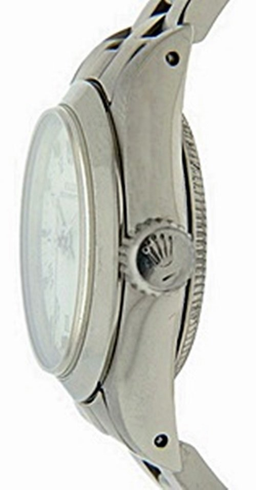 Womens OysterPerpetual Rolex Watch - 3