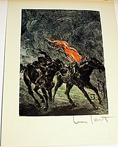 Lithograph after Icart