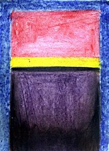 Blue, Red, Yellow - Mark Rothko