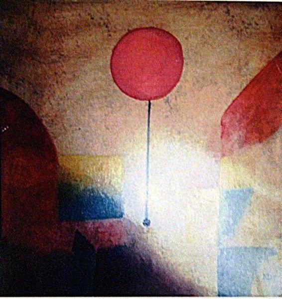 Paul Klee - The Balloon