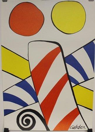 """Candy Cane"" By Alexander Calder"