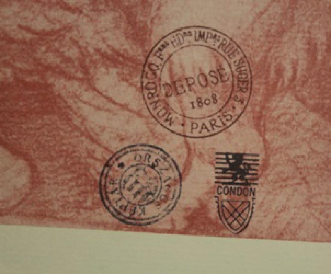 Framed 2-in-1 Picasso Lithographs (154E-EK)