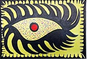 Yayoi Kusama - The Eye