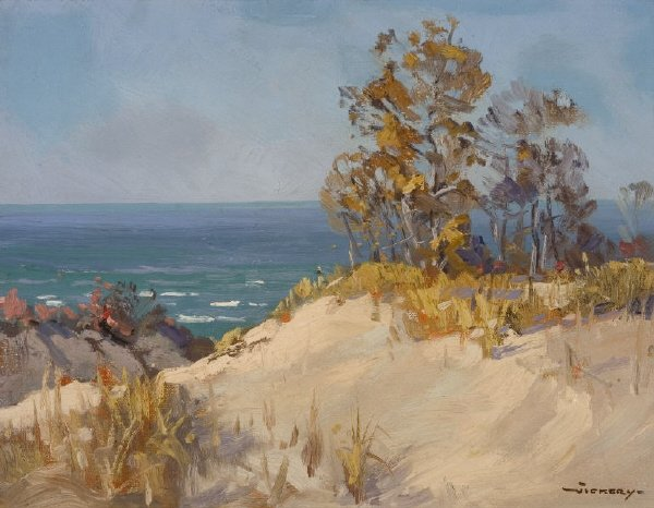 16: Charles Vickery's 'Great Lakes Dunes'