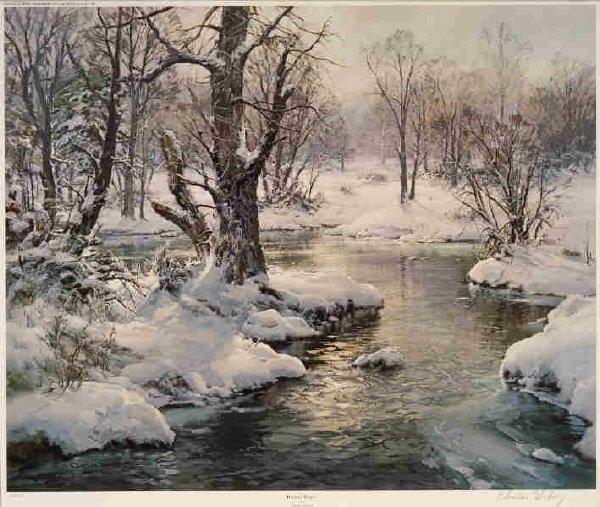 17B: Hush of Winter Masters Series - 387/950