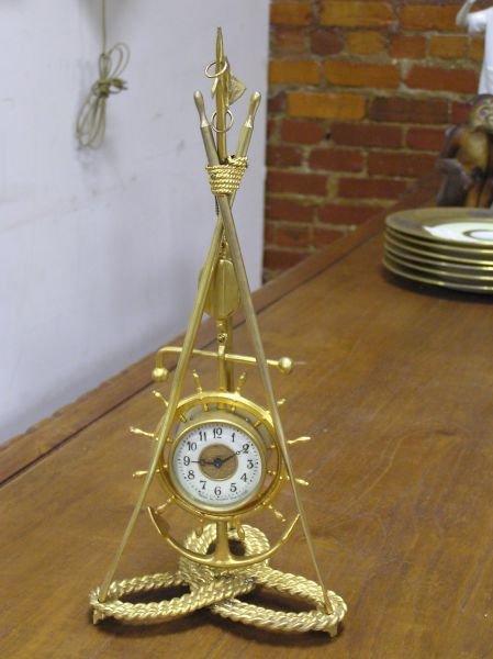 505: Nautical Ship Clock