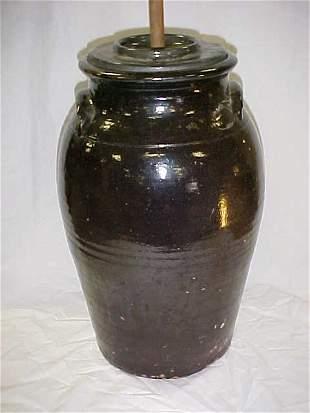 16: Large 5 gal churn