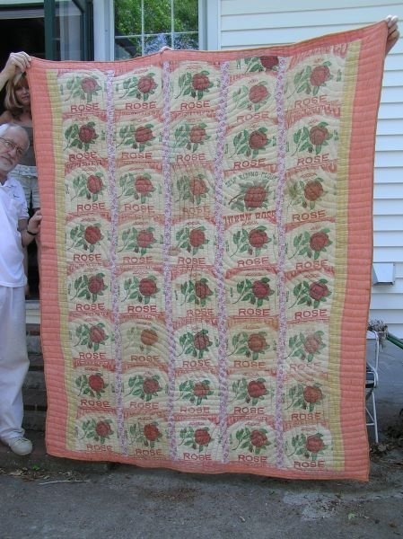622: GEORGIA REGISTERED QUILT