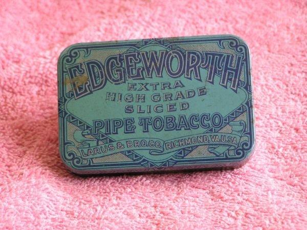 817: EDGEWORTH HIGH GRADE SLICED PIPE TOBACCO