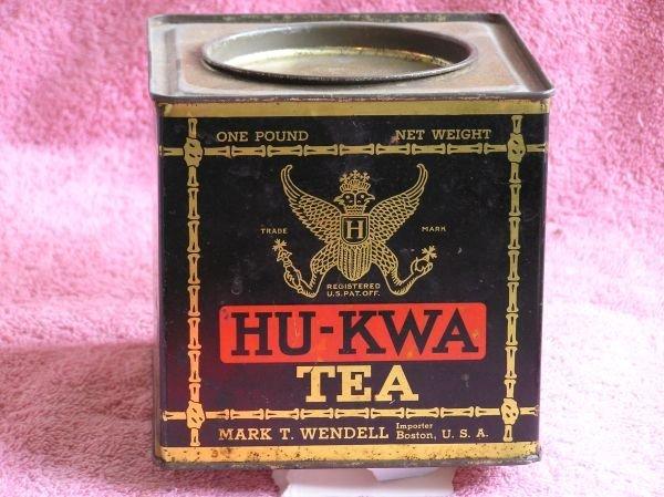 825: HU-KWA TEA TIN