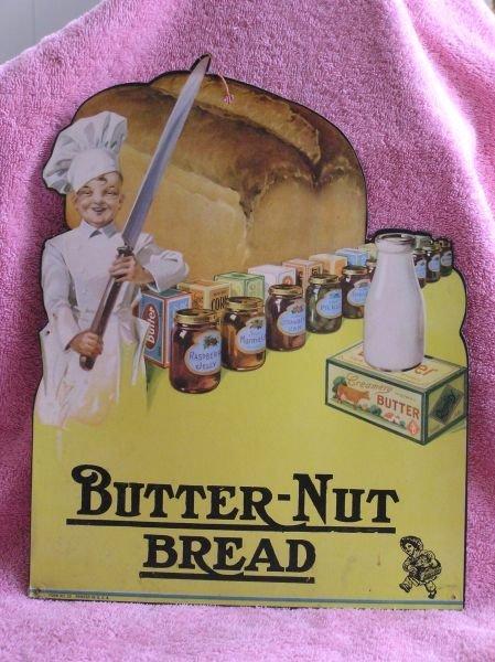 826: BUTTERNUT BREAD ADVERTISMENT