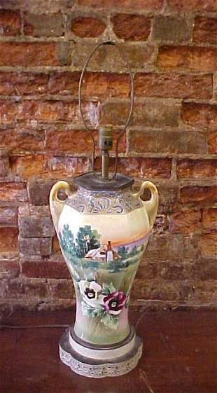 Large Nippon lamp