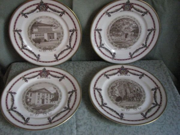 211: 12 Plates by Lamberton Scammell