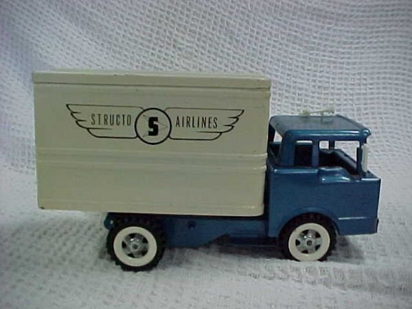 5: Structo ford Hi-lift Airlines box van
