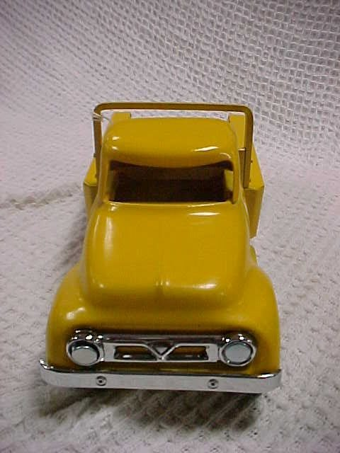 23: 1950's Tonka utility custom truck - 3