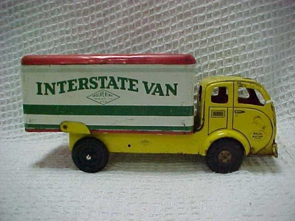 1504: Rare Wolverine Interstate Van -friction front