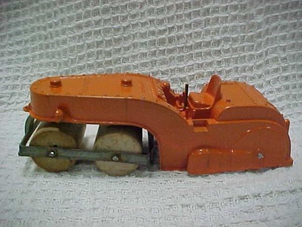 1516: Rare Hubley double roller Hi Way Dept road roller