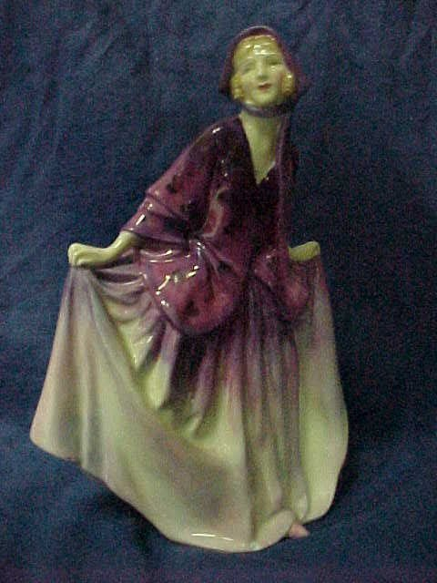 "3006: Royal Doulton Figurine ""Sweet Anne""."