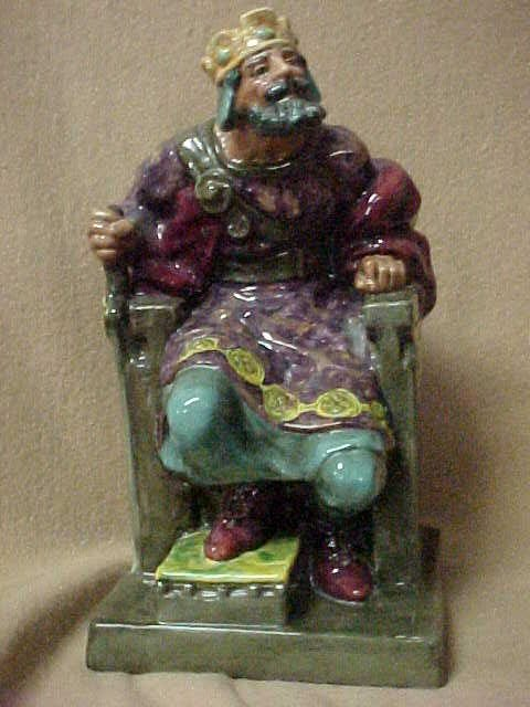 "3083: Royal Doulton figurine ""The Old King""."