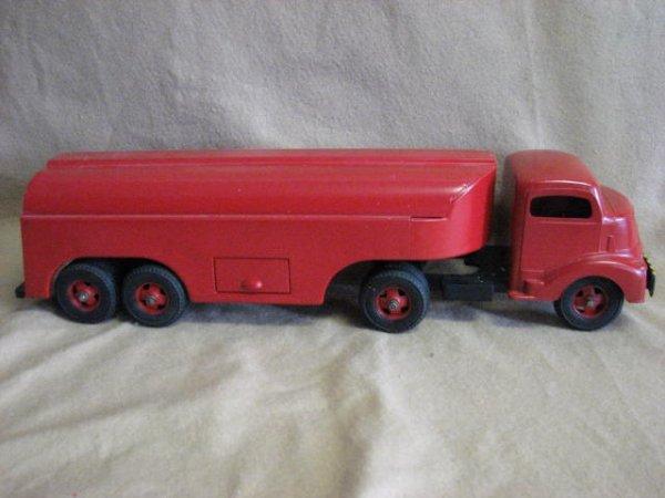 22: Smith Miller Fuel tanker truck.