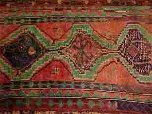 (9193) Hamadan handmade wool Persian Rug