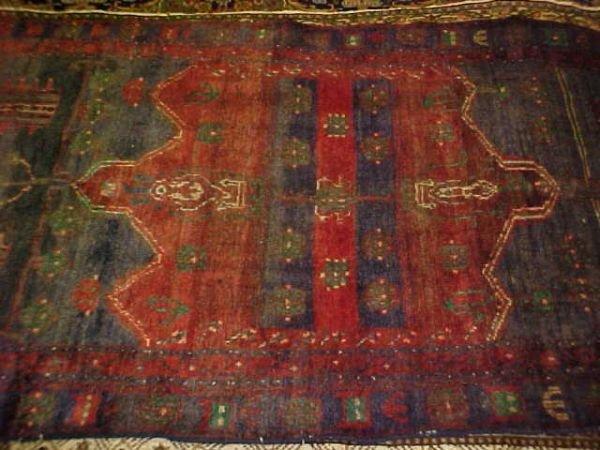 9: (8979) Kulae handmade wool Persian Rug