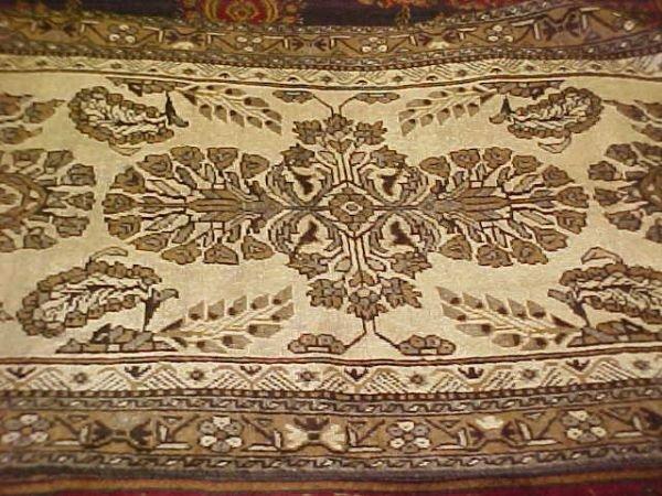 10: (9018) Khorasan handmade wool Persian Rug