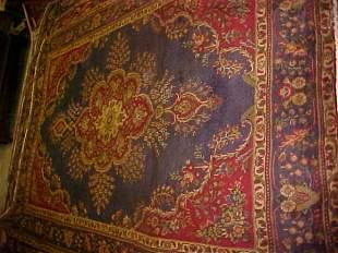 (8588) Tabriz handmade wool Persian Rug