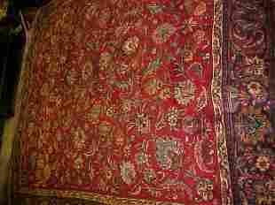 (7905) Tabriz handmade wool Persian Rug