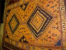 15: (9082) Gashghae handmade wool Persian Rug