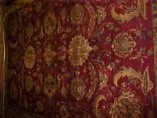 17: (8649) Tabriz handmade wool Persian Rug