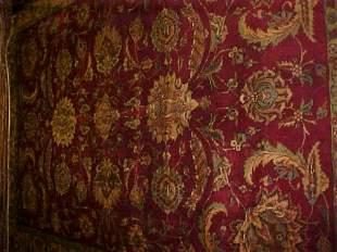 (8649) Tabriz handmade wool Persian Rug