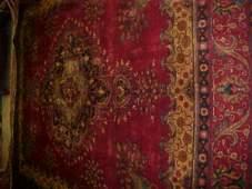 20: (8631) Tabriz handmade wool Persian Rug