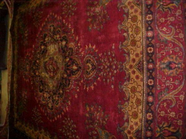 (8631) Tabriz handmade wool Persian Rug