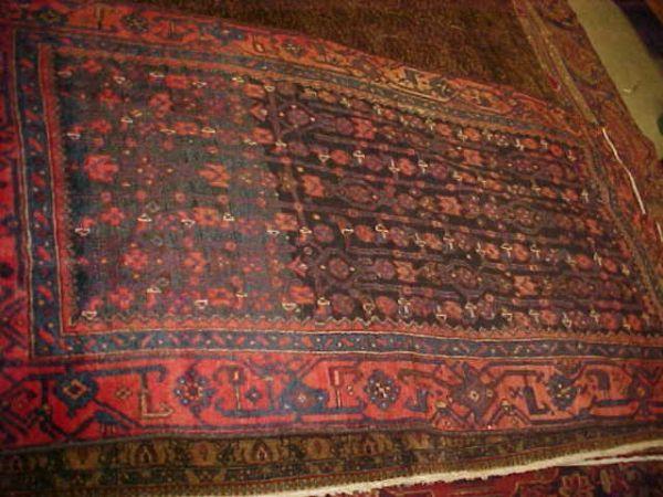 (8981) Kviae handmade wool Persian Rug